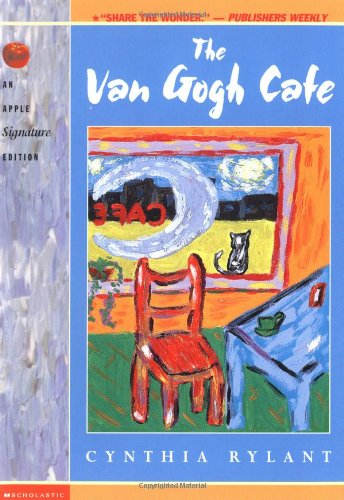 9780590907170: The Van Gogh Cafe (Apple Signature Edition)