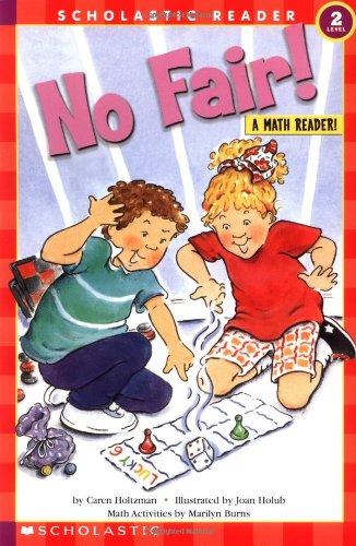 No Fair! (Hello Reader level 2): Holtzman, Caren