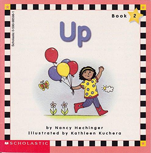 9780590925532: Up (Scholastic phonics readers Book 2)