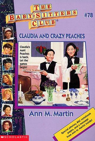 9780590926102: Claudia and Crazy Peaches