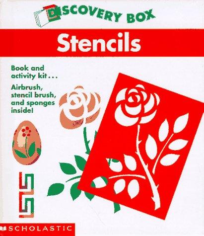 9780590926799: Stencils (Discovery Box)