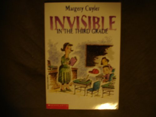 9780590928816: Invisible in the Third Grade