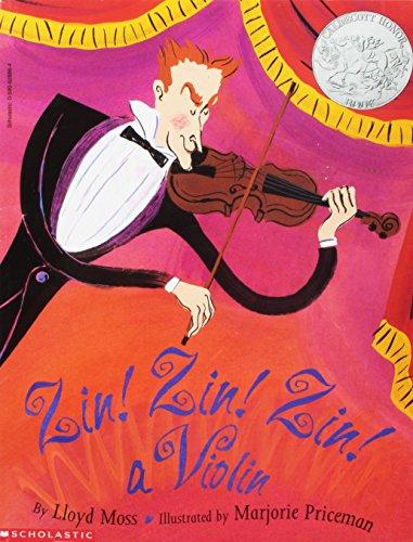 9780590928861: Zin Zin Zin a Violin