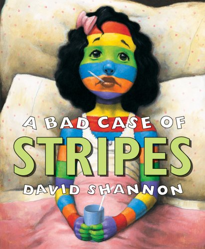 9780590929974: A Bad Case Of Stripes