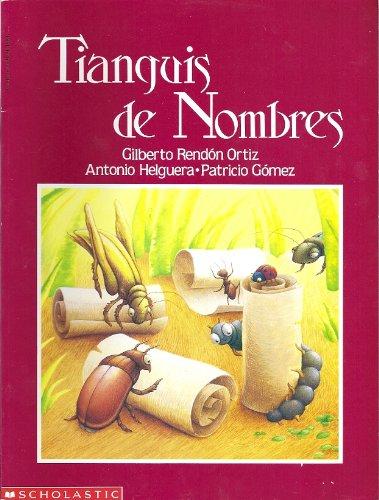 9780590931595: Tianguis De Nombres