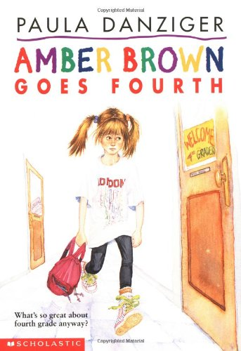 9780590934251: Amber Brown Goes Fourth