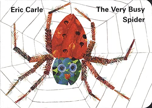 9780590937115: [The Very Busy Spider] [by: Eric Carle]