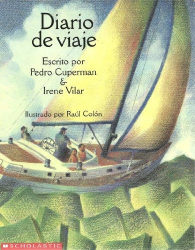 9780590937375: Diario de viaje (Sea Journal)