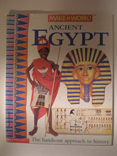 9780590937382: Ancient Egypt (Make It Work!)