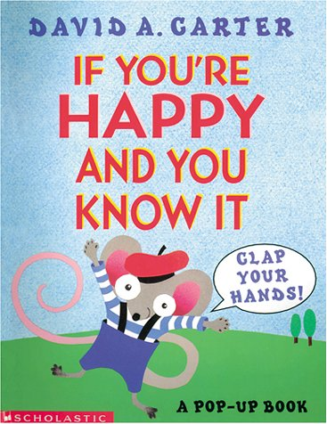 9780590938280: If You're Happy And You Know It, Clap Your Hands!