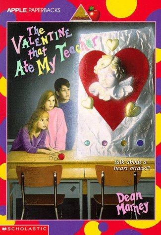 9780590939430: The Valentine That Ate My Teacher