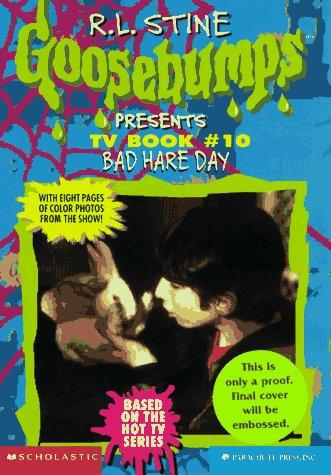 9780590939607: Bad Hare Day (Goosebumps Presents TV Book #10)