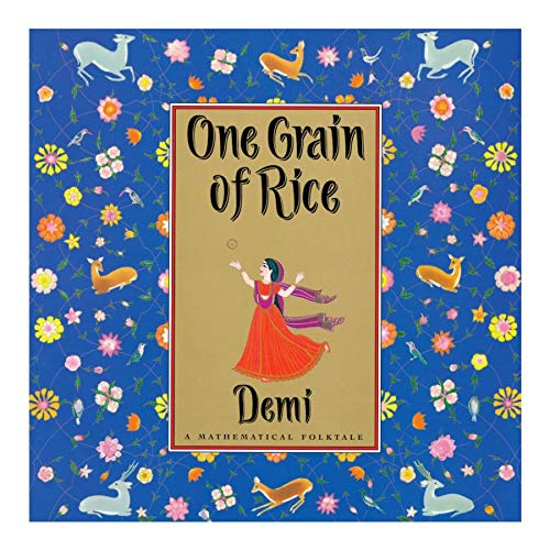 9780590939980: One Grain Of Rice: A Mathematical Folktale