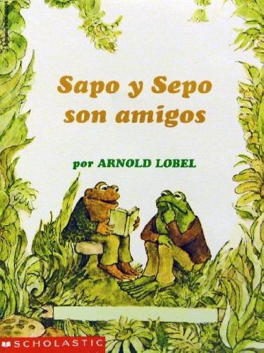 9780590940481: Sapo y Sepo son amigos (Spanish Edition)