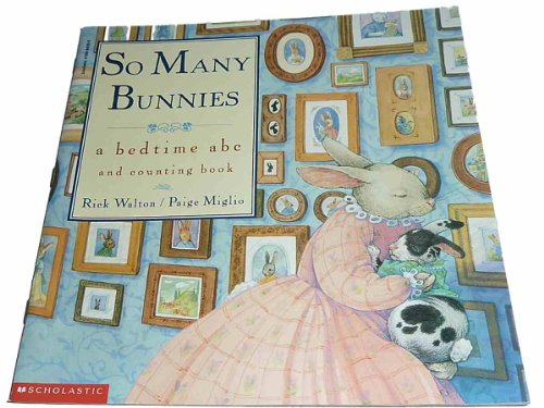 So Many Bunnies (0590942859) by Rick Walton