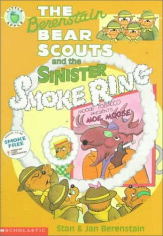 9780590944731: The Berenstain Bear Scouts and the Sinister Smoke Ring (Berenstain Bear Scouts)