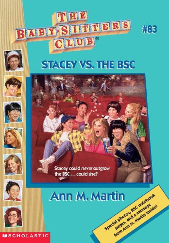 9780590947800: Stacey Vs. The BSC (The Baby-Sitters Club)