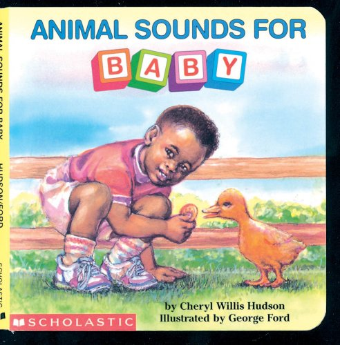 9780590949194: Animal Sounds For Baby (What-A-Baby Series)