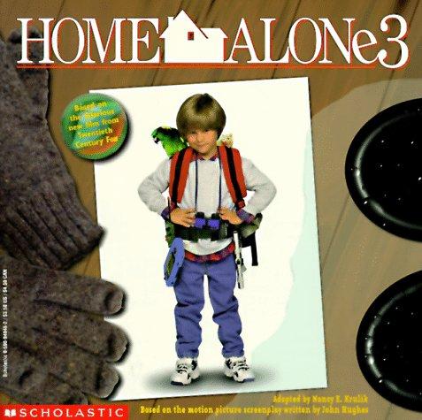 9780590949460: Home Alone 3