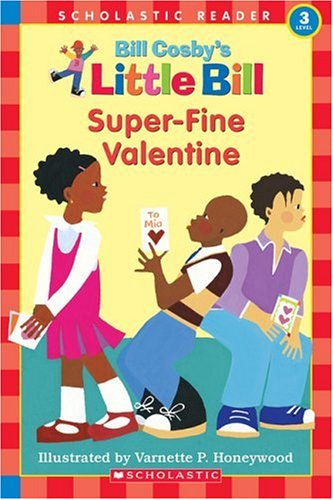 9780590956222: Super-Fine Valentine (A Little Bill Book for Beginning Readers)