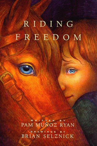 Riding Freedom: Ryan, Pam Munoz and Brian Selznick