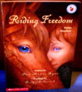 9780590957670: Riding Freedom