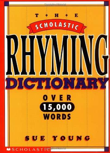 9780590963930: Scholastic Rhyming Dictionary (pb)