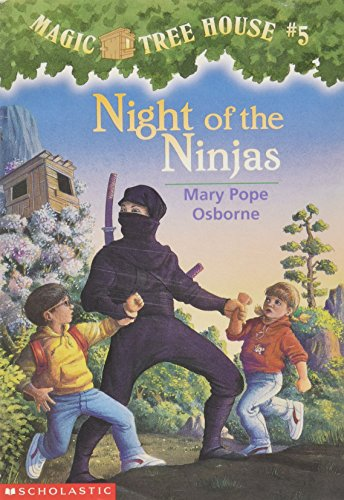 9780590965439: Title: Night of the Ninjas The Magic Tree House 5