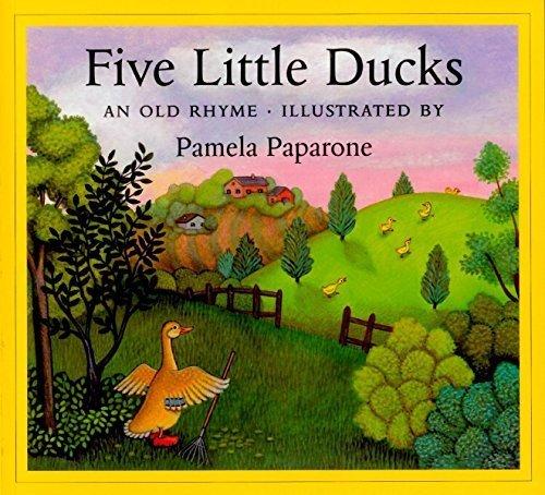 9780590965811: Five Little Ducks