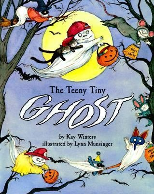 9780590966986: The Teeny Tiny Ghost