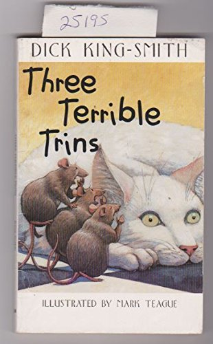 9780590968089: Three Terrible Trins