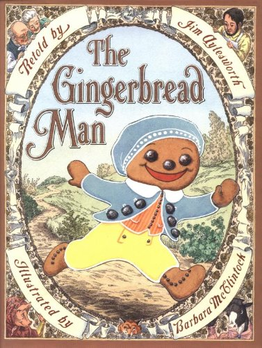 9780590972192: The Gingerbread Man