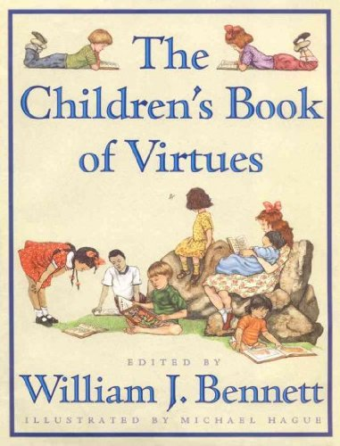 9780590972666: The Children's Book of Virtues