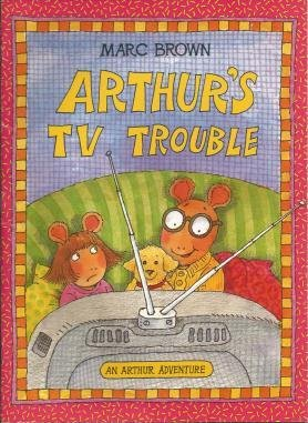 9780590973144: Arthur's Tv Trouble (An Arthur Adventure)