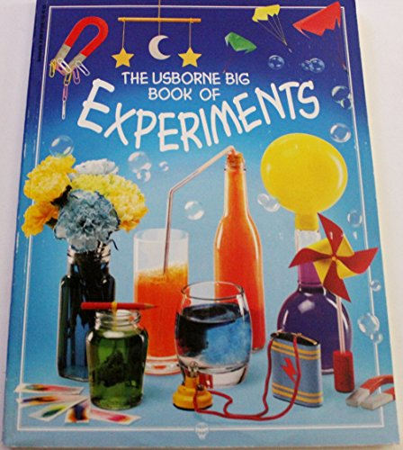 9780590973205: [Usborne Big Book of Experiments] [by: Alastair Smith]