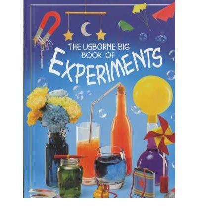 9780590973205: The Usborne Big Book of Experiments