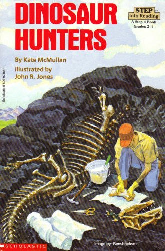 9780590974660: Dinosaur Hunters