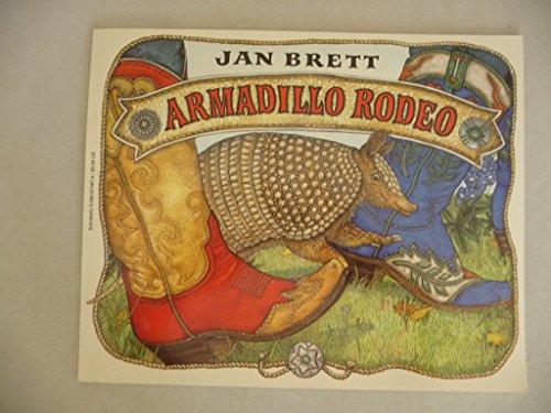 9780590974875: Armadillo Rodeo