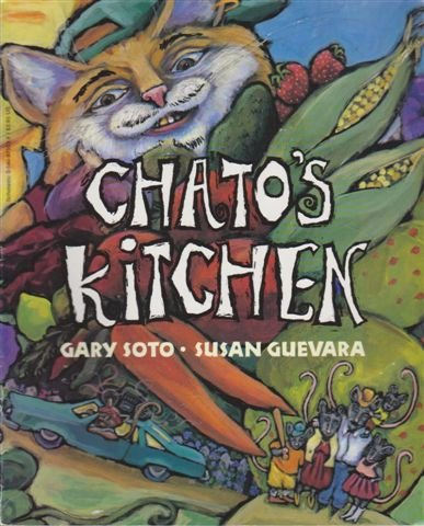 9780590975032: Chato's Kitchen