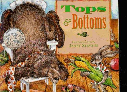 9780590975506: Tops & Bottoms