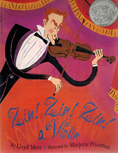 9780590975544: Zin Zin Zin a Violin [Taschenbuch] by