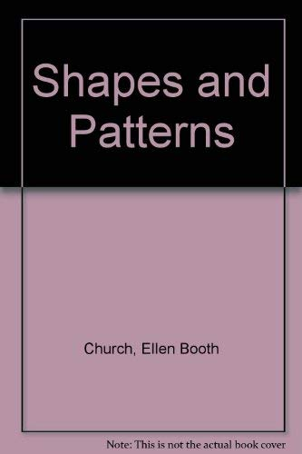 Shapes & Patterns (Scholastic Superskills): Church, Ellen Booth