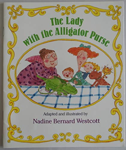 9780590980371: The Lady with the Alligator Purse