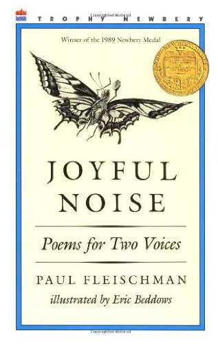 9780590981835: [( Joyful Noise: Poems for Two Voices )] [by: Paul Fleischman] [Dec-1988]