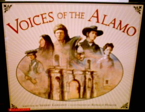 9780590988346: Voices of the Alamo