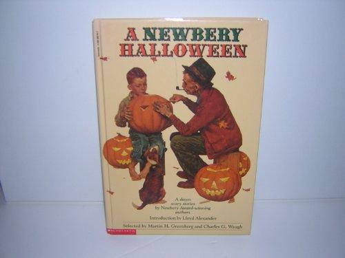 9780590992763: A Newbery Halloween: A Dozen Scary Stories by Newberry Award-winning Authors