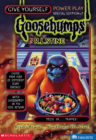 9780590993937: Trick Or...Trapped! (Give Yourself Goosebumps Special Edition, No 7)