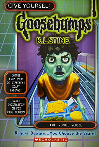9780590993975: Zombie School (Give Yourself Goosebumps)
