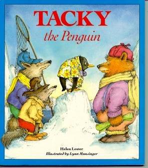 9780590994514: Tacky the Penguin