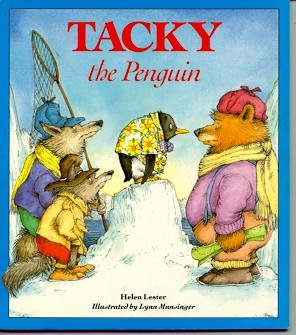 9780590994514: Tacky the Penguin [Taschenbuch] by